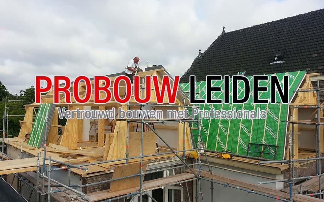 Een dakopbouw voor iedereen!