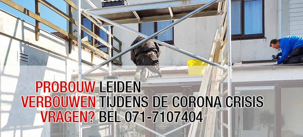 Probouw Leiden en de Corona crisis